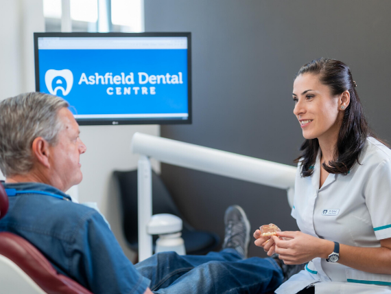 Dental Implants - Ashfield Dental Centre