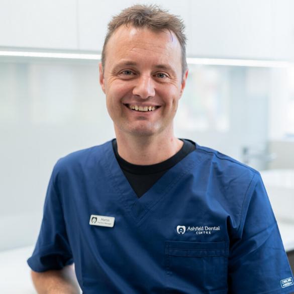 Martin Kouba - Ashfield Dental Centre, Sydney, NSW